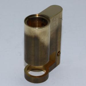 Cylinderhus 1600 Messing+5