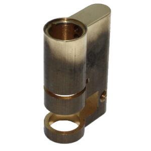 Cylinderhus 1600 Messing+10