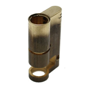 Cylinderhus 1600 Messing +15