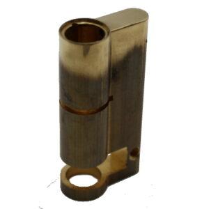 Cylinderhus 1600 Messing+25