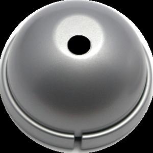 Van-Lock Sølvgrå (uden cylinder og nøgler)