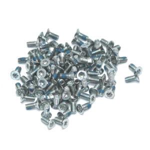 Medbringer skrue m/Locktite (100 stk.)