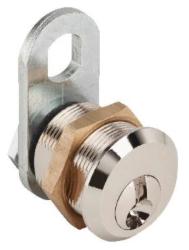 DOM Kamlås 225-01B-1 m/2 stk. nøgler (RO/LC)