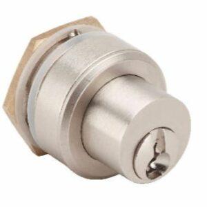 DOM Glastryklås 369-067-6 m/2 stk. nøgler