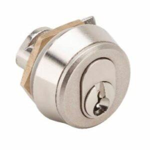DOM Glaslås 369-067-5 m/2 stk. nøgler