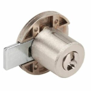 DOM Lås 313-015-1 m/2 stk. nøgler